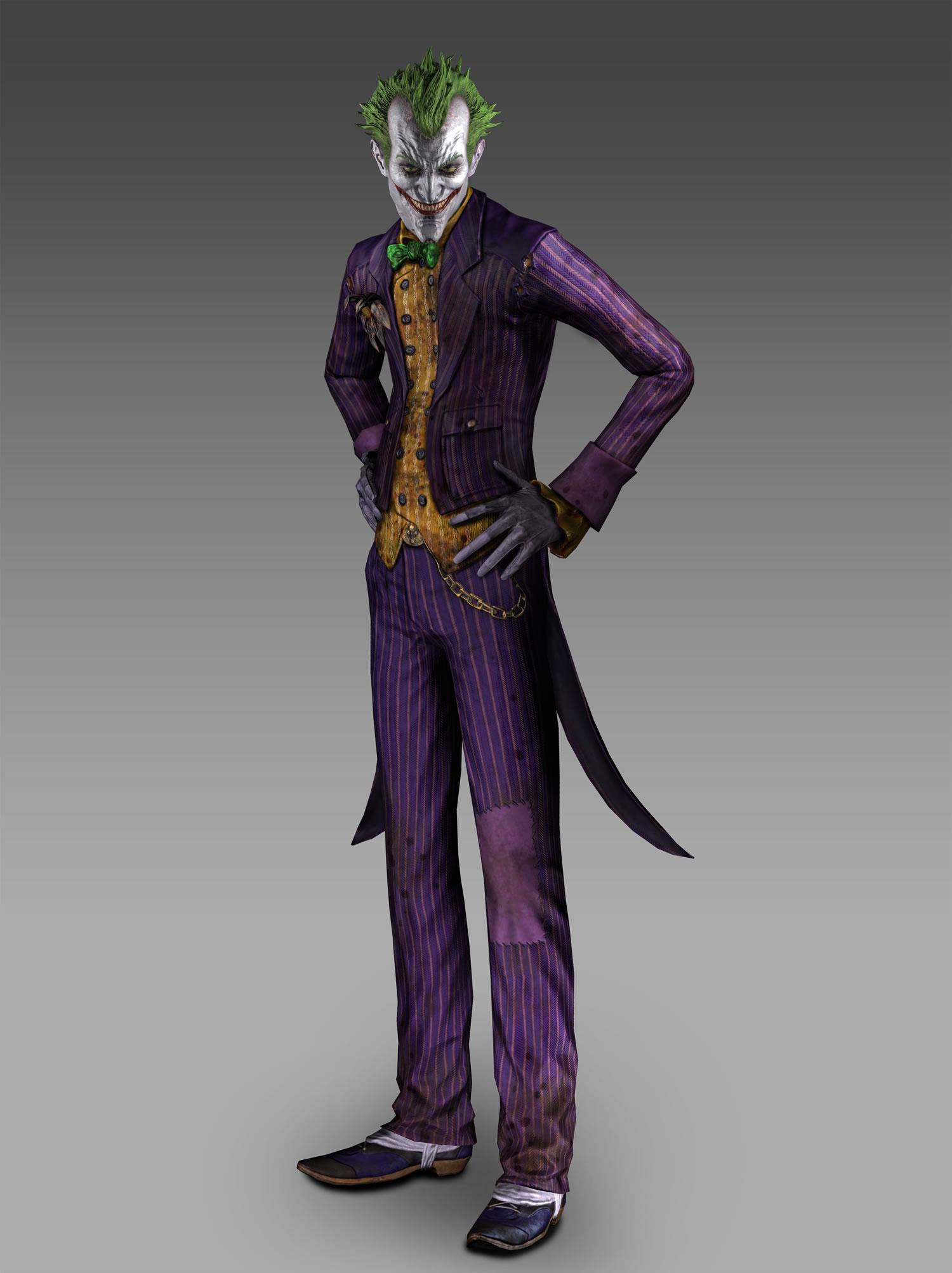 The Joker Arkhamverse Batman Wiki