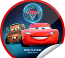 Cars 2 Box Office (Sticker)