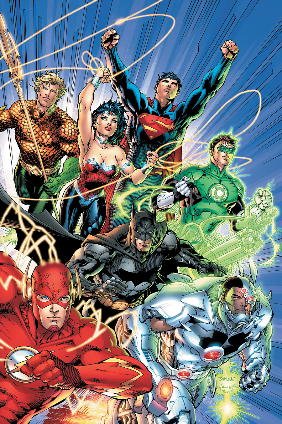 ¿Qué es The New 52?