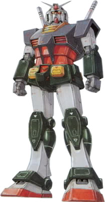 RX-78-2 Gundam Real Type Rx-78-2-real