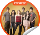 The Nine Lives of Chloe King Premiere (Sticker)