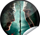 Harry Potter and the Deathly Hallows: Part 2: Opening Weekend (Sticker)