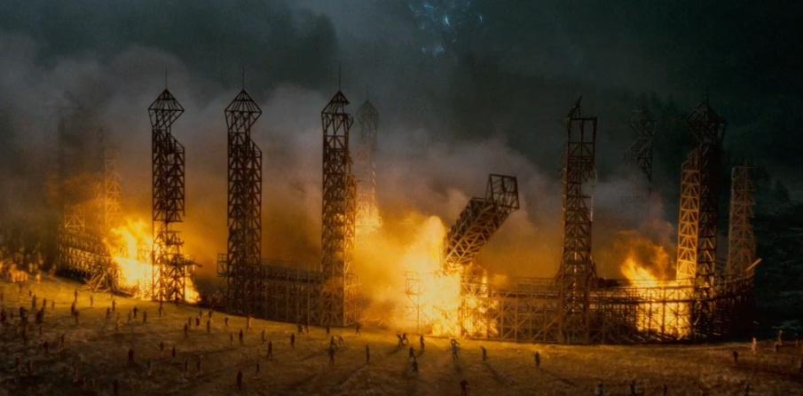 Quidditch Pitch Minecraft Rolanda Hooch - Harry ...