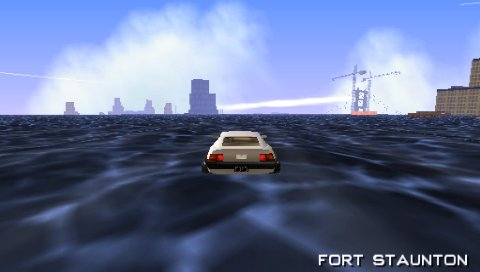 Gta  Cheat For Cars Float On Water