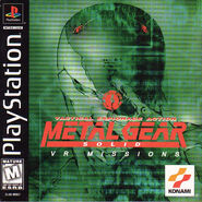 Metal Gear Solid Vr Missions Cheats