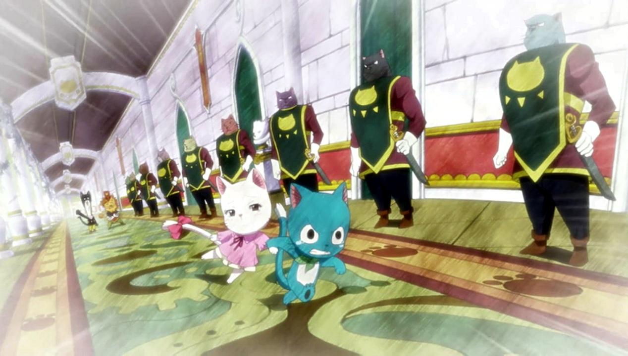 Episode 84 - Fairy Tail Wiki, the site for Hiro Mashima's manga and ...