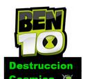 Ben 10 Destruccion Cosmica