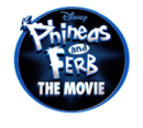 Phineas and Ferb The Movie transparent logo.png