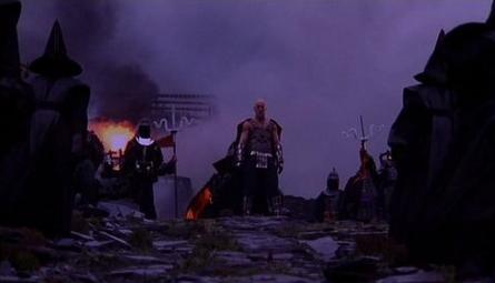 SHAO KAHN: Evolution in Video Games, Movies and Cartoons ...  Mortal Kombat Movie Shao Kahn