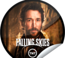 Falling Skies: Tom (Sticker)