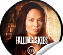 Falling Skies: Anne (Sticker)