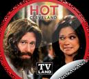 Hot in Cleveland Fan (Sticker)