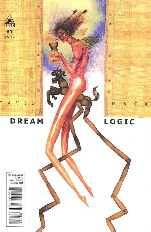 Dream Logic Vol 1 1