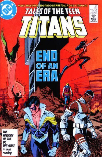 Tales of the teen titans