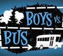 Chicos vs. Autobús