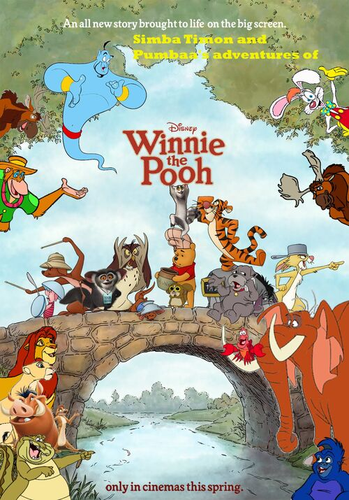 simba timon and pumbaa 39 s adventures of winnie the pooh pooh 39 s adventures wiki wikia. Black Bedroom Furniture Sets. Home Design Ideas