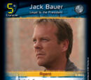 Jack Bauer - Loyal to the President (D0)