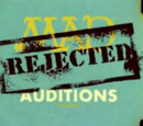 Rejected Auditions