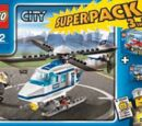 66329 City Superpack 3 in 1