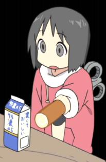 Nano Shinonome - Nichijou Wiki