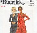 Butterick 3433
