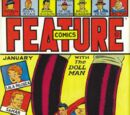 Feature Comics Vol 1 52