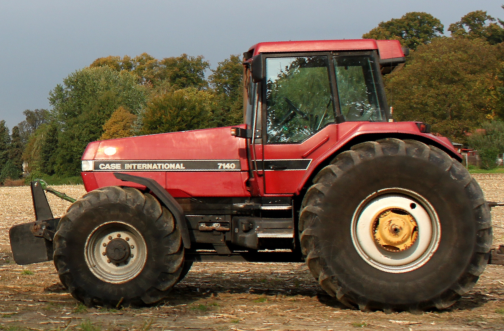 Case Tracked Tractors : Case ih tractor construction plant wiki the