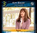 Kim Bauer - Jane Saunders (1E)