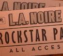 L.A. Noire Rockstar Pass