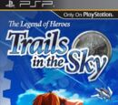 Trails in the Sky