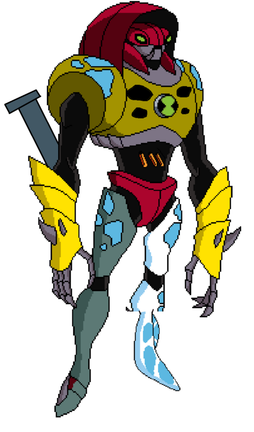 Image adromea fusion png ben 10 fan fiction create your own