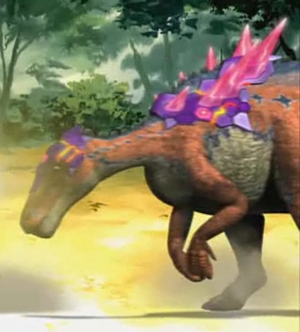 dinosaur king shantungosaurus - photo #8