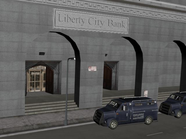 Bank of Liberty Liberty City Bank hd