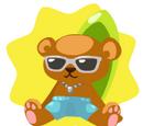 Holiday Bear Plushie