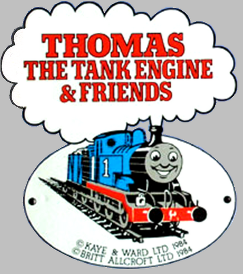 Thomas and Friends - Logopedia, the logo and branding site