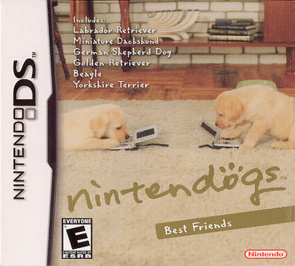 nintendogs best friends the nintendo wiki wii nintendo ds and all things nintendo. Black Bedroom Furniture Sets. Home Design Ideas