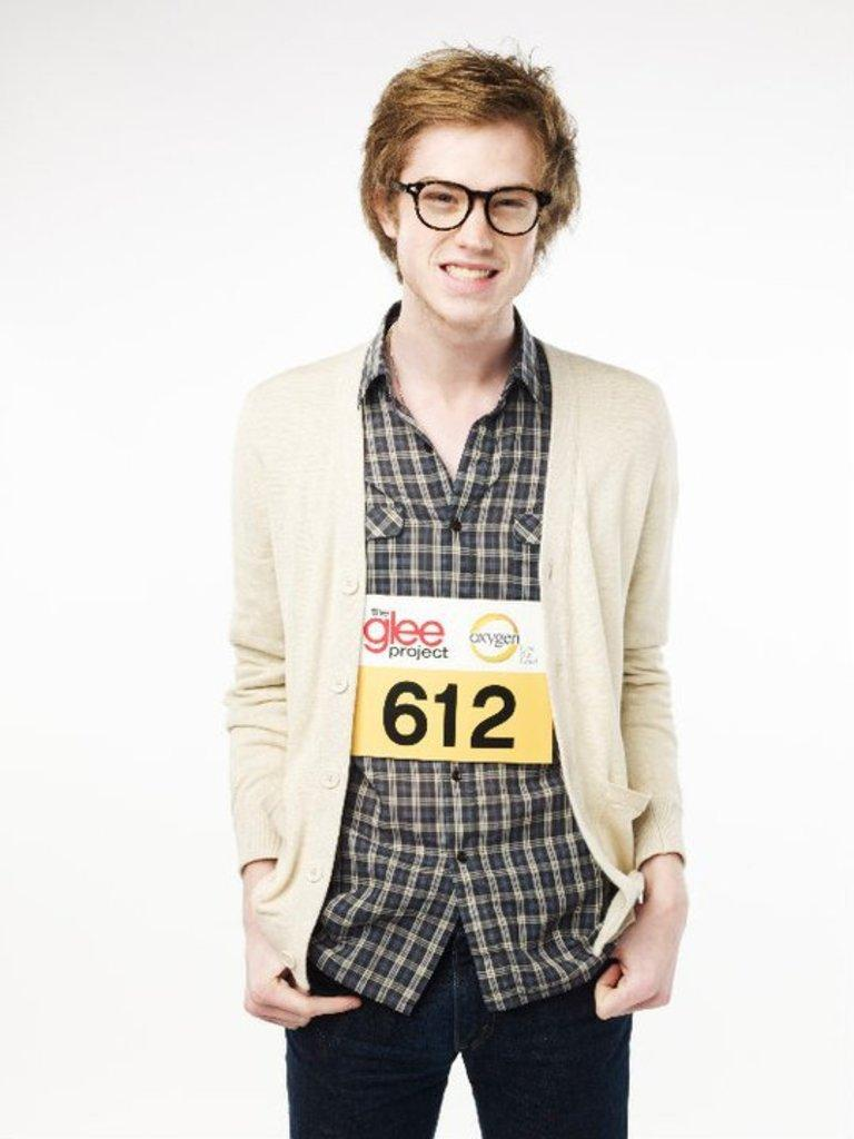 Marvelous Bon Image Cameron Mitchell Glee Project Glee Wiki