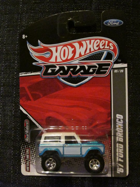 67 Ford Bronco Hot Wheels Wiki