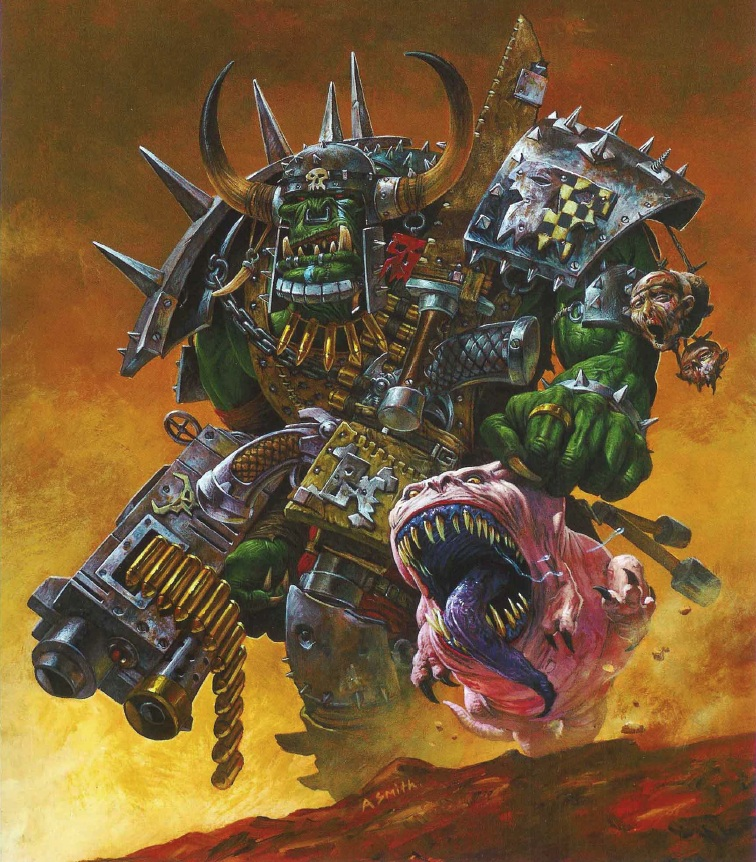 Space Marines, Chaos