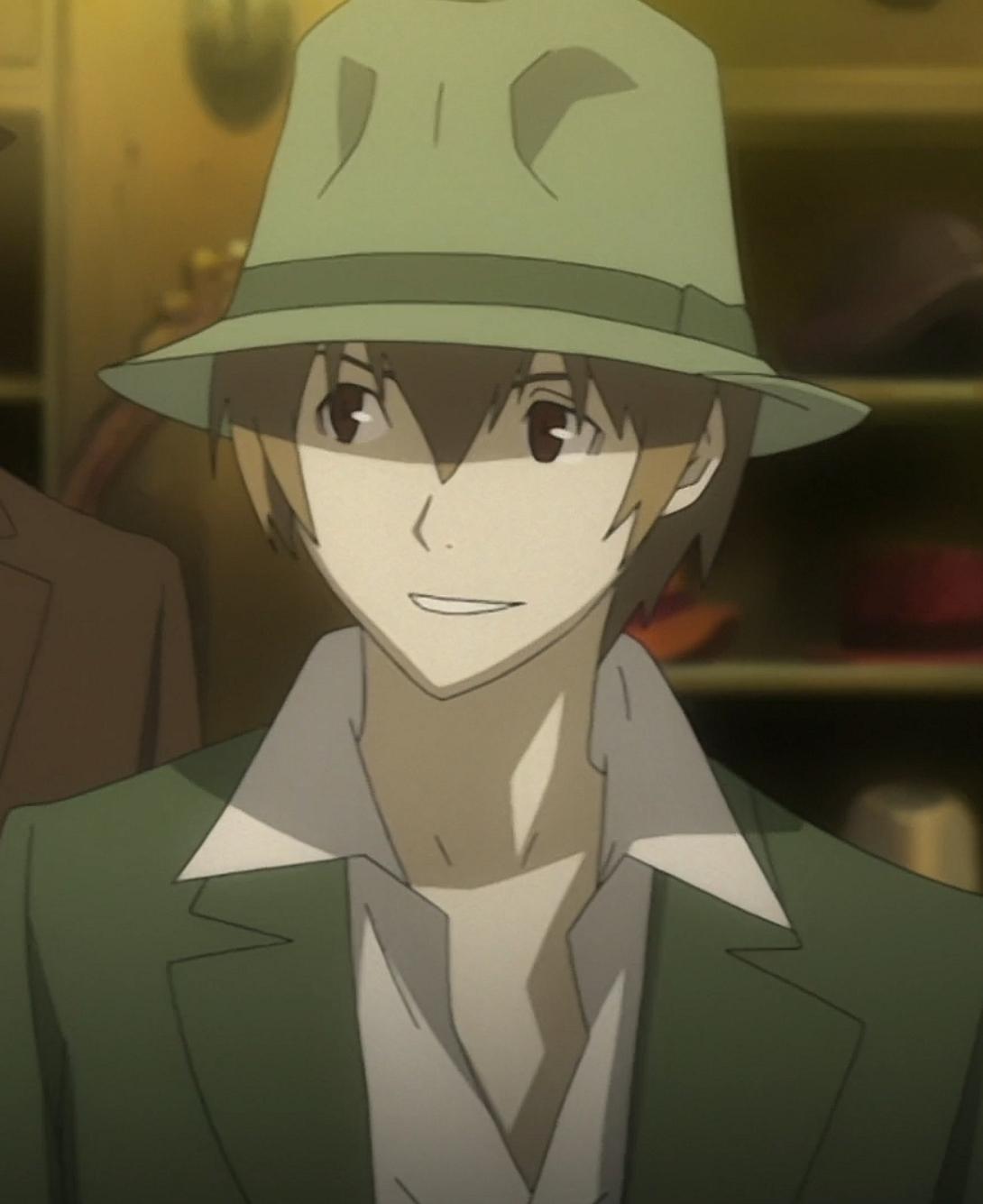 Razren's Persona RP: Character Sheets Firo