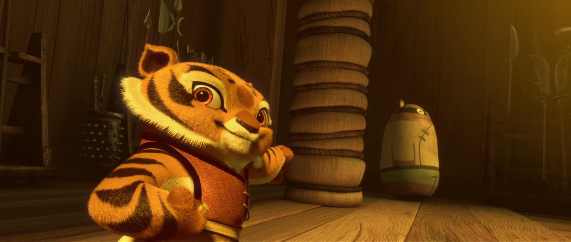 Tigress Cub