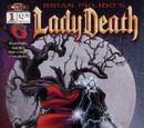 Brian Pulido's Lady Death: A Medieval Tale Vol 1
