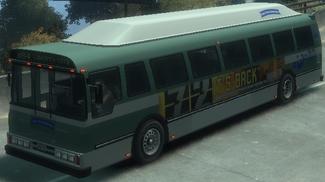Bus GTA IV