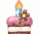 Birthday Cake Fruit