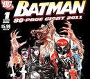 Batman 80-Page Giant 2011 Vol 1 1