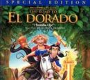 The Road to El Dorado Home Video