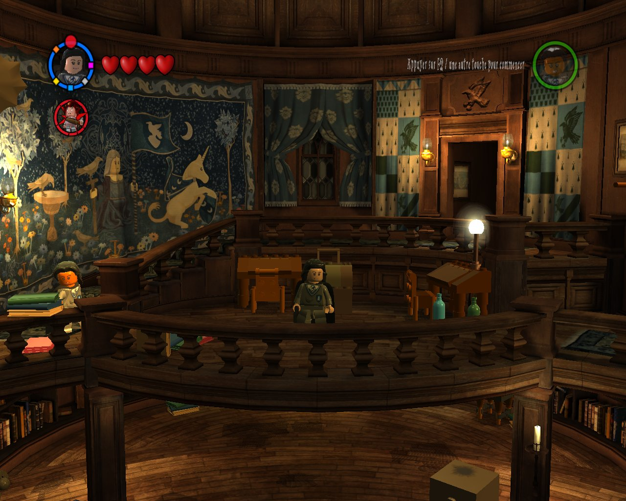 Image salle commune de wiki harry potter for Salle a manger harry potter