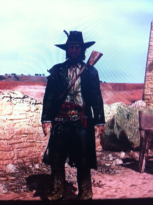 Legend of the Apocalypse Outfit - Red Dead Wiki - Wikia