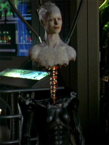 Ursprung Der Borg