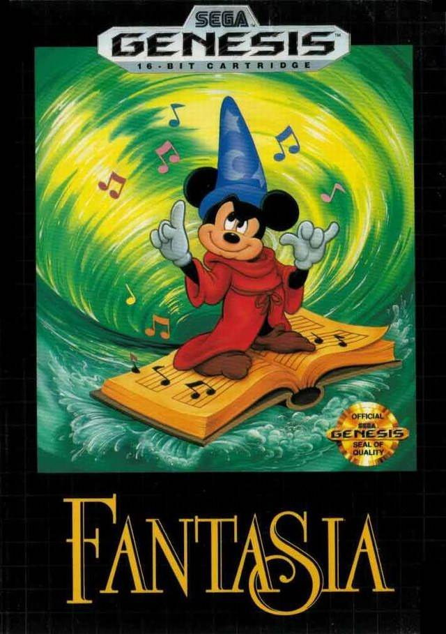 Fantasia Video Game Disney Wiki